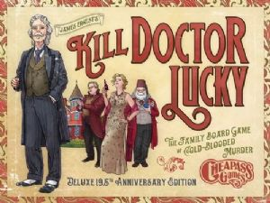 Kill Doctor Lucky Anniversary Edition